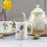 Bee and Spring flower Mini Jug