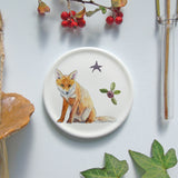 Winter Fox mini wall plate