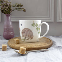 Hedgehog Bone China Mug