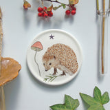 Hedgehog mini wall plate