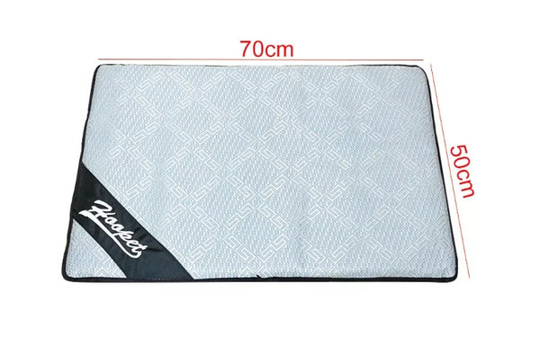 Pet Cooling Mat - Non-Toxic - [presents_for_him_and_her].