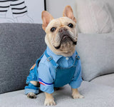 Doggy Denim Dungarees - [presents_for_him_and_her].
