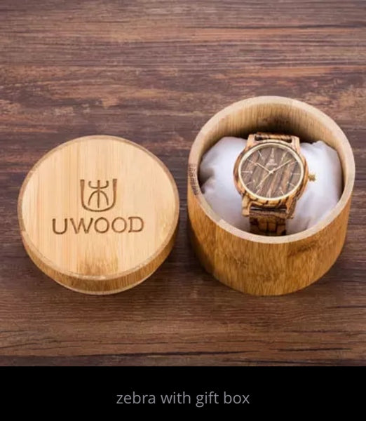 Wooden Watches - [presents_for_him_and_her].