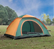 Pop Up Tent 3-4 Person - [presents_for_him_and_her].