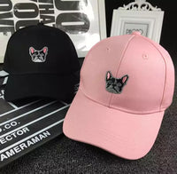 French Bulldog Snapback Adjustable Baseball Cap for Women - [presents_for_him_and_her].
