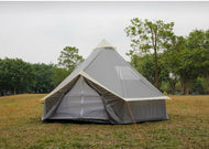 4m Or 5m 8 to 10 Person Bell Tent / Yurt - [presents_for_him_and_her].
