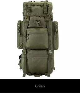 70 L large Backpack - Hiking - Camping Or Climbing - [presents_for_him_and_her].