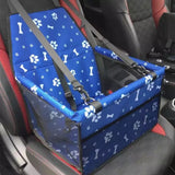 Footprint Pet Dog Seat - For Medium Size Dogs - [presents_for_him_and_her].