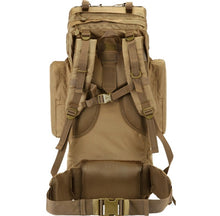 Load image into Gallery viewer, 70 L large Backpack - Hiking - Camping Or Climbing - [presents_for_him_and_her].