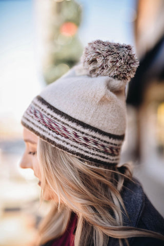 Winter Knit Beanie