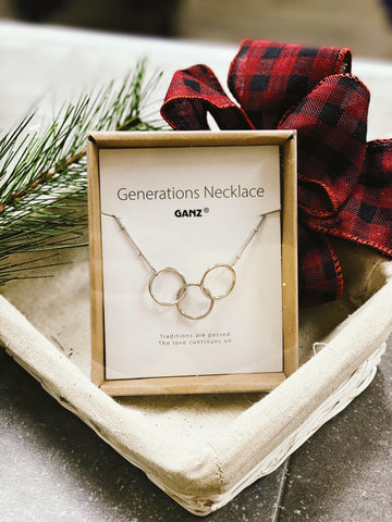 Generation Necklaces