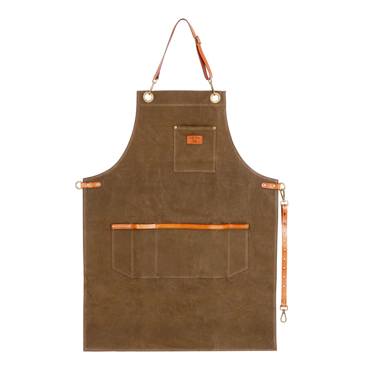 "Tablier de barbecue ""AUBRAC"" - Tabac"