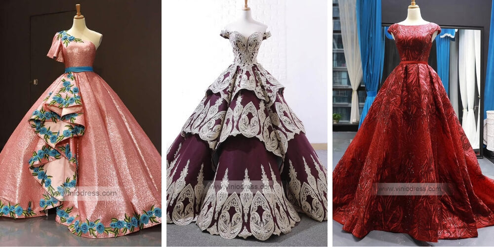 Best quinceanera dresses 2019