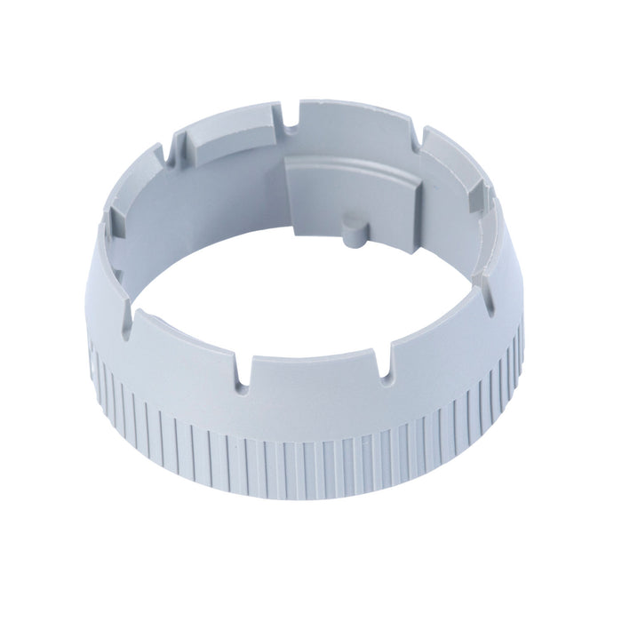 0730-001-0905 - HD10 Series - Coupling Ring for 9 Socket Plug - Gray