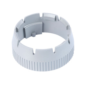 0730-004-0605 - HD10 Series - Coupling Ring for 6 Socket Plug - Gray