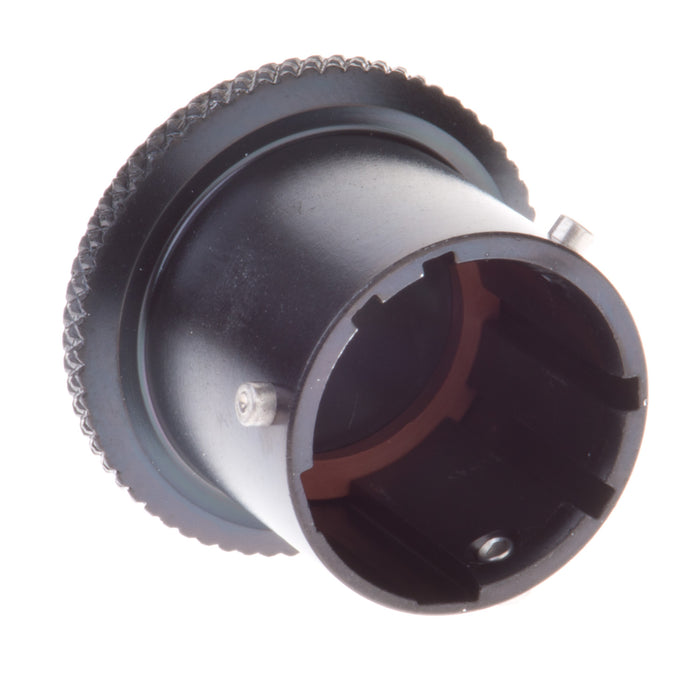 AS812 - Protective Cap - Plug - Size 12, Black
