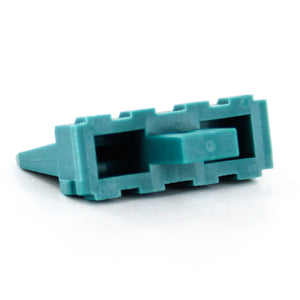 AW8P - AT Series - Wedgelock for 8 Pin Receptacle - Green