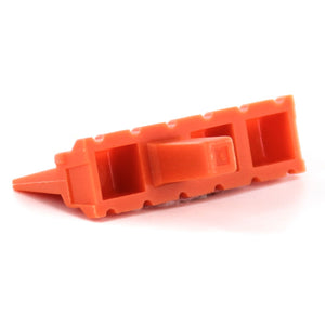 AWM-12P - ATM Series - Wedgelock for 12 Pin Receptacle - Orange