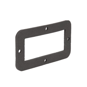 DRC40-GKT - DRC Series - 40 Cavity Receptacle Gasket - Black