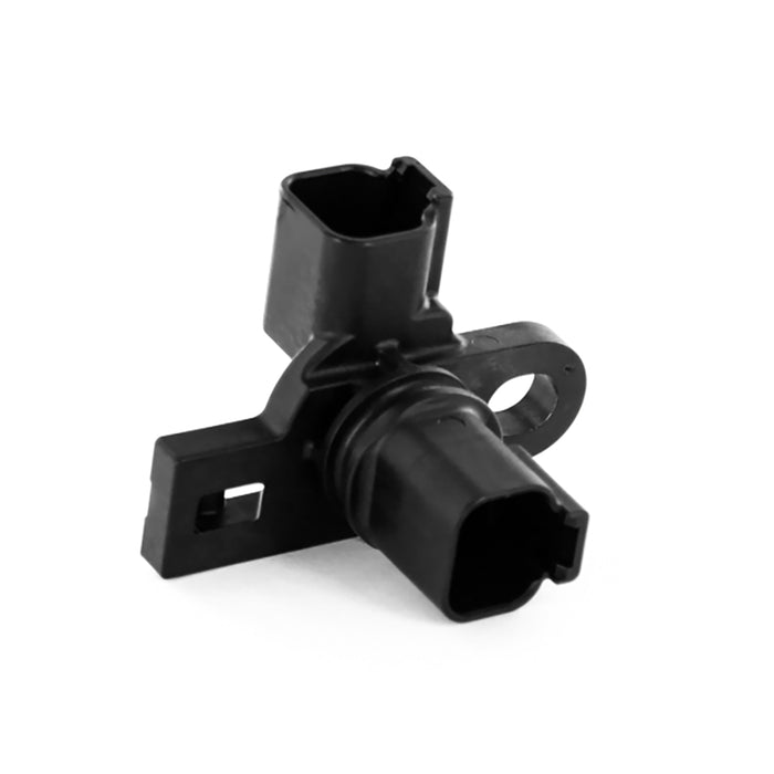 DT04-2P-N006 - DT Series -  2 Pin Receptacle - 90 Degree, Molded-In Pins, Flange, Black
