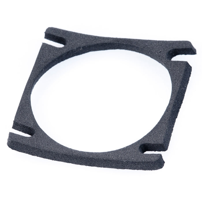 HD10-9-GKT - HD10 Series - 9 Cavity Neoprene Gasket - Black