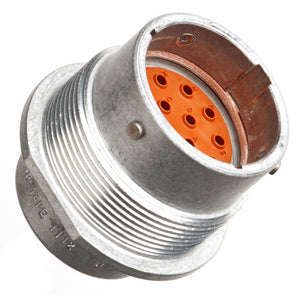HD34-18-14PE - HD30 Series - 14 Pin Receptacle - 18 Shell, E Seal, Flange