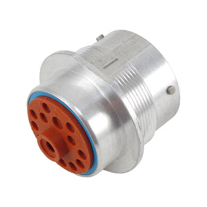 HD34-24-14PE - HD30 Series - 14 Pin Receptacle - 24 Shell, E Seal, Flange