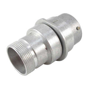 HD34-24-23PT-072 - HD30 Series - 23 Pin Receptacle - 24 Shell, T Seal, Adapter, Flange