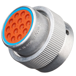 HD36-18-14SE - HD30 Series - 14 Socket Plug - 18 Shell, E Seal
