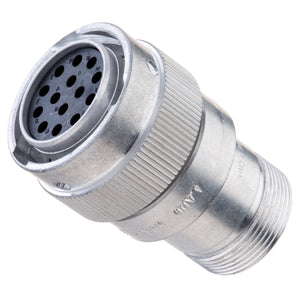 HD36-18-14SN-072 - HD30 Series - 14 Socket Plug - 18 Shell, N Seal, Adapter