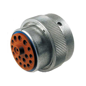 HD36-24-18PE - HD30 Series - 18 Pin Plug - 24 Shell, E Seal, Reverse
