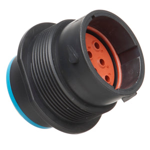 HDP24-18-8PE - HDP20 Series - 8 Pin Receptacle - 18 Shell, E Seal, Flange