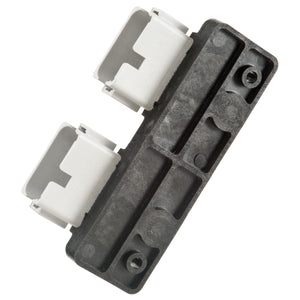 SBB-24 - Sealed Buss Bar - 24 Cavity, Receptacle, A Key, Grey