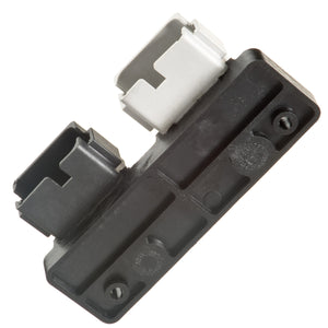 SBB2-12 - Sealed Buss Bar - 2-12 Cavity, Receptacles, A and B Keys, Grey and Black