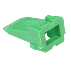 W4P - DT Series - Wedgelock for a 4 Pin Receptacle - Green