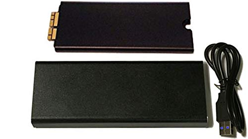 MCE 2TB SSD for Mac Pro (Late 2013): PCIe-Based 4 Lane (x4) NVMe SSD Flash  Storage Upgrade - Requires macOS 10 13 x (High Sierra) and Later  Includes