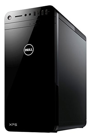 2017 Dell XPS 8920 Desktop Computer, Intel Quad-Core i7-7700 up to 4.2GHz, 16GB DDR4 RAM, 1TB HDD, NVIDIA GTX 1050Ti 4GB DDR5 Windows 10 Pro