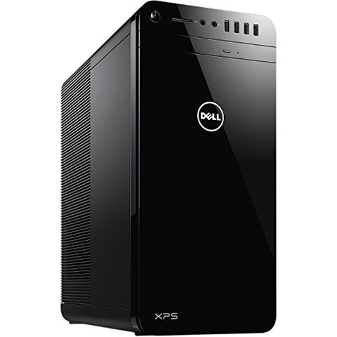 Dell XPS 8920 Desktop PC - Intel Core i7-7700 up to 4.2GHz, 16GB, 1TB SATA, GTX1050Ti Graphics 4GB, Windows 10 Pro (Certified Refurbished)