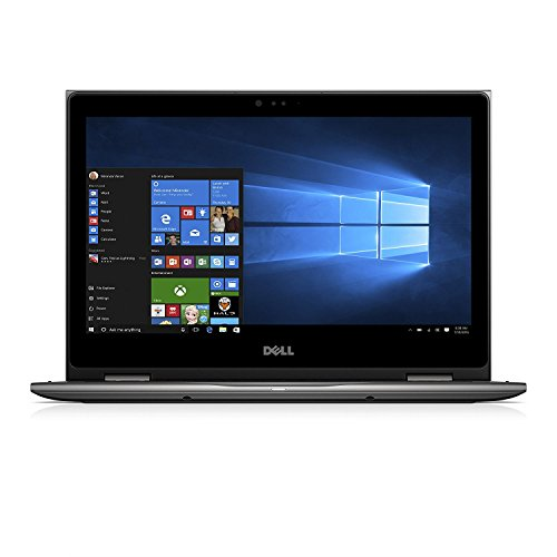 """Dell Inspiron 13 5000 Series 2-in-1 5379 13.3"""" Full HD Touch Screen Laptop - 8th Gen Intel Core i7-8550U up to 4.0 GHz, 16GB Memory, 1TB SSD, Intel UHD Graphics 620, Windows 10 Pro, Gray"""