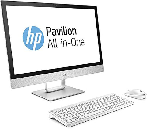 "HP Pavilion 24 Desktop 1TB SSD Win 10 PRO (Intel Core i5-8400T Processor with Turbo Boost to 3.30GHz, 16 GB RAM, 1 TB SSD, 24"" Touchscreen FullHD, Win 10 PRO) PC Computer All-in-One"