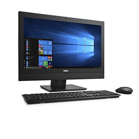 Dell F6D5W OptiPlex 5250 All in One Desktop Computer, Intel Core i5-7500, 8GB DDR4, 256GB Solid State Drive, Windows 10 Pro