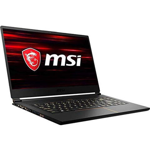MSI GS65 Stealth THIN-053 144Hz 7ms Ultra Thin  Gaming Laptop i7-8750H (6 cores) GTX 1070 8G, 32GB 512G, 15.6""