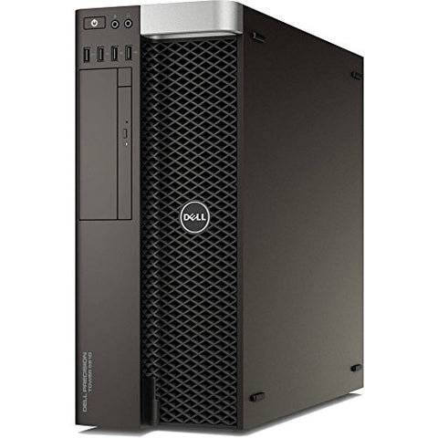 Dell Precision T5810 Workstation | Intel Xeon E5-1603 v3 | 16GB DDR4 | 360GB Solid State Drive SSD | Nvidia Quadro K420 2GB | Windows 10 Pro (Certified Refurbished)