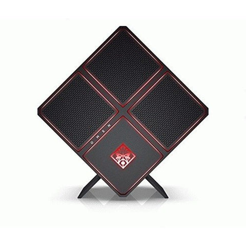 OMEN X by HP Gaming Desktop Computer, Intel Core i9-7920X, Dual NVIDIA GeForce GTX 1080 Ti, 64GB RAM, 2TB hard drive, 512GB SSD, Windows 10 (900-290, Black)