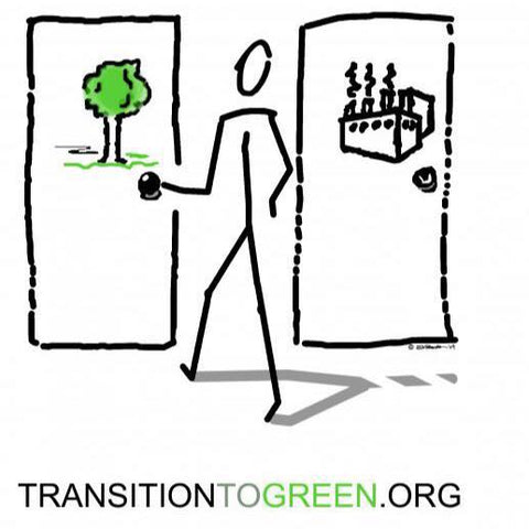 transition to green