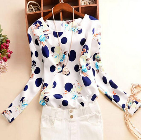 Casual Top Blouse