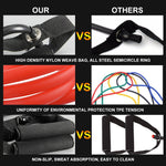 Elastic Resistance Workout Bands