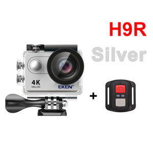 EKEN H9R/H9 Ultra HD 4K/25fps Waterproof  Action Camera + WiFi