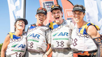 USWE Adventure Team Wins World Series Adventure Race in Croatia