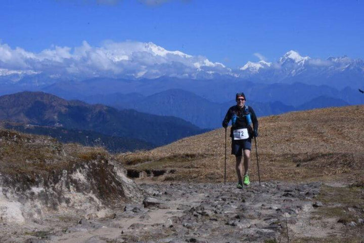 Frazer Smart:  Battling the Himalayan 100